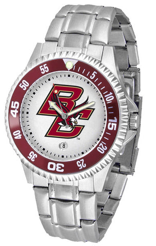 Mens Boston College Eagles - Competitor Steel Watch