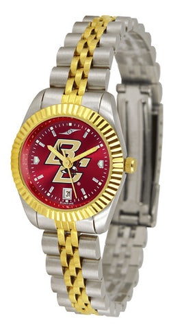 Ladies Boston College Eagles - Executive AnoChrome Watch