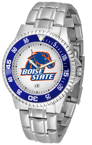 Mens Boise State Broncos - Competitor Steel Watch