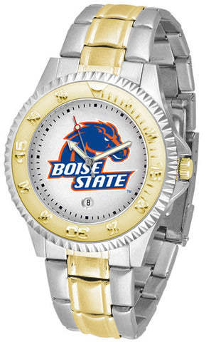 Mens Boise State Broncos - Competitor Two Tone Watch
