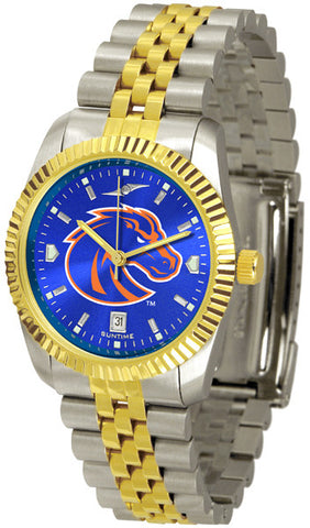 Mens Boise State Broncos - Executive AnoChrome Watch