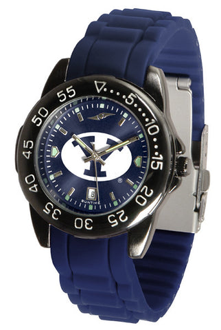 BYU Fantom Sport AC Watch With Color Band