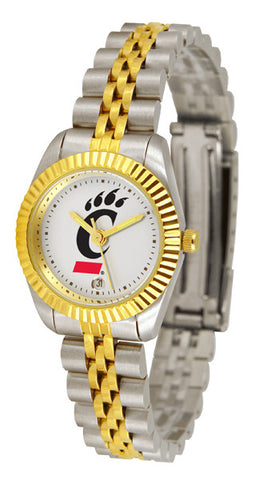 Cincinnati Bearcats Ladies Executive Watch