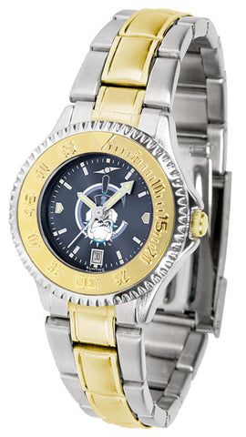Ladies Citadel Bulldogs - Competitor Two Tone AnoChrome Watch