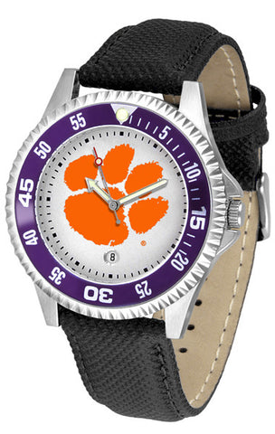 Clemson Tigers Men Competitor Watch