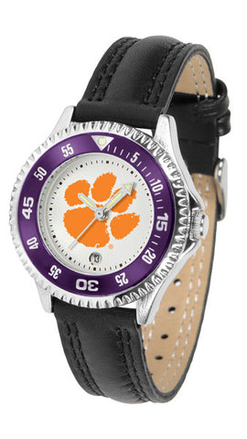 Clemson Tigers Ladies Competitor Watch