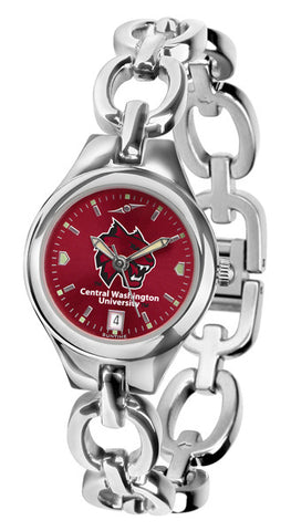Mens Central Washington Wildcats - Eclipse AnoChrome Watch