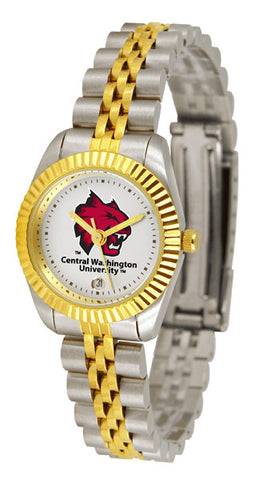Ladies Central Washington Wildcats - Executive Watch