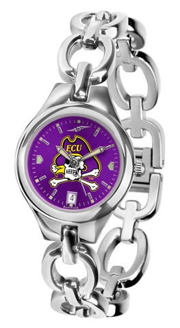 East Carolina Pirates Ladies Eclipse Watch With AnoChrome Dial