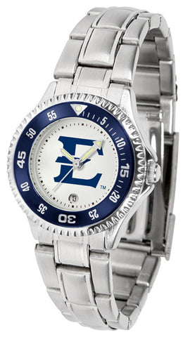 Ladies East Tennessee State Buccaneers - Competitor Steel Watch