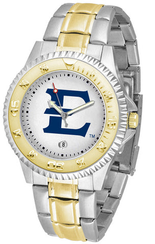 Mens East Tennessee State Buccaneers - Competitor Two Tone Watch