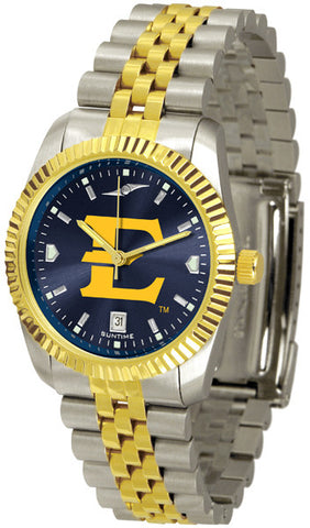 Mens East Tennessee State Buccaneers - Executive AnoChrome Watch