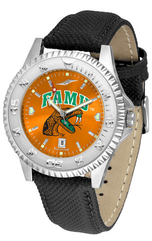 Mens Florida A&M Rattlers - Competitor AnoChrome Watch
