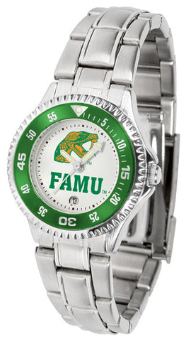 Ladies Florida A&M Rattlers - Competitor Steel Watch