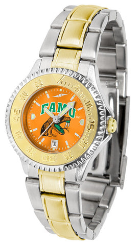 Ladies Florida A&M Rattlers - Competitor Two Tone AnoChrome Watch