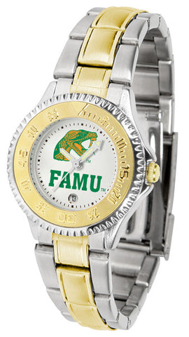 Ladies Florida A&M Rattlers - Competitor Two Tone Watch