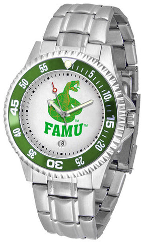 Mens Florida A&M Rattlers - Competitor Steel Watch