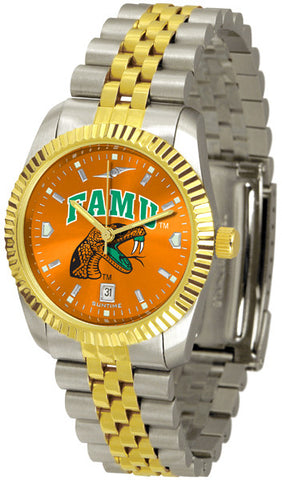 Mens Florida A&M Rattlers - Executive AnoChrome Watch