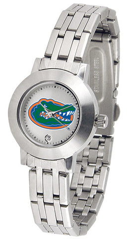 Florida Gators Ladies Dynasty Watch With White Dial