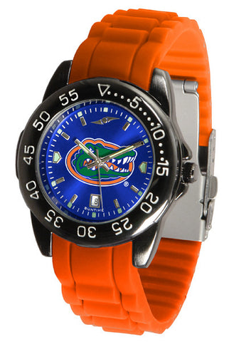 Florida Gators Fantom Sport AC Watch With Color Band