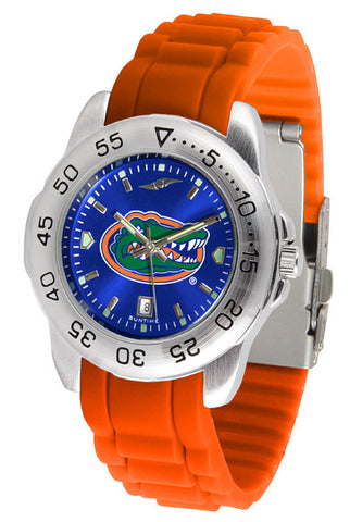Florida Gators Sport AnoChrome Watch With Color Band