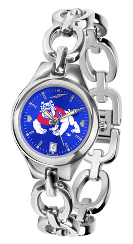 Mens Fresno State Bulldogs - Eclipse AnoChrome Watch