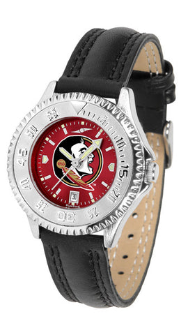 Florida State Seminoles Ladies Competitor Watch With AnoChome Dial