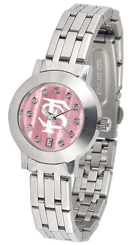 Florida State Seminoles Ladies Dynasty Watch With Mother Of Pearl Dial