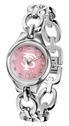 Florida State Seminoles Ladies Eclipse Watch With Mother Of Pearl Dial