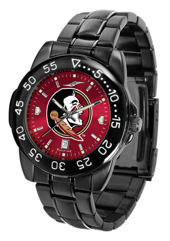 Florida State Seminoles Fantom Sport Men Watch With Red AnoChrome Dial
