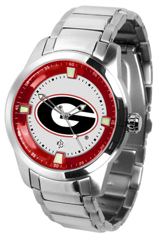 Georgia Bulldogs Titam Men Watch
