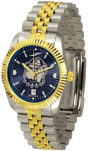 Mens Georgetown Hoyas - Executive AnoChrome Watch