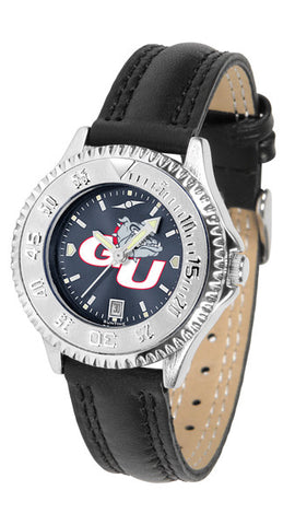 Ladies Gonzaga Bulldogs - Competitor AnoChrome Watch