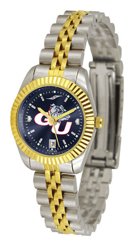 Ladies Gonzaga Bulldogs - Executive AnoChrome Watch
