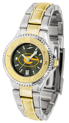 Ladies Grambling State University Tigers - Competitor Two Tone AnoChrome Watch