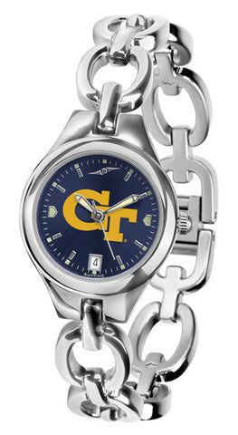 Mens Georgia Tech Yellow Jackets - Eclipse AnoChrome Watch