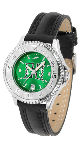 Ladies Hawaii Warriors - Competitor AnoChrome Watch