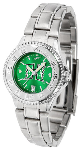 Ladies Hawaii Warriors - Competitor Steel AnoChrome Watch