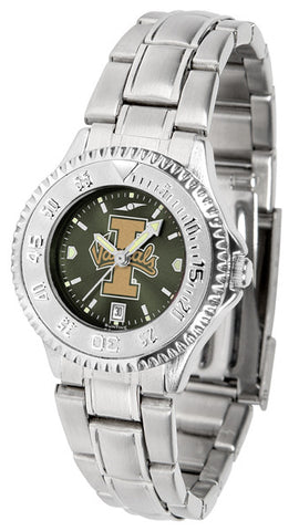 Ladies Idaho Vandals - Competitor Steel AnoChrome Watch