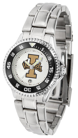 Ladies Idaho Vandals - Competitor Steel Watch