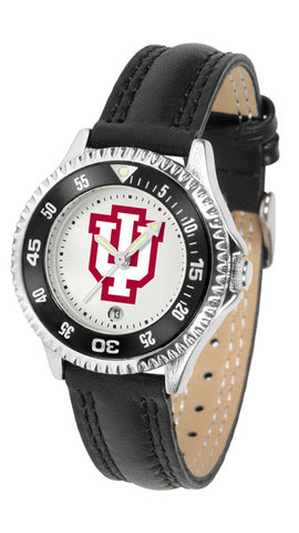 Indiana Hoosiers Ladies Competitor Watch