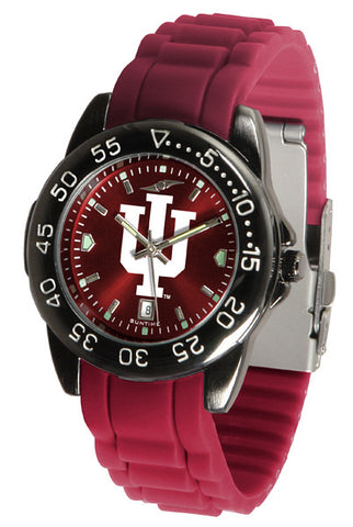 Indiana Hoosiers Fantom Sport AC Watch With Color Band