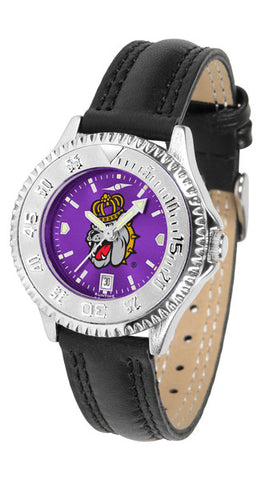Ladies James Madison Dukes - Competitor AnoChrome Watch