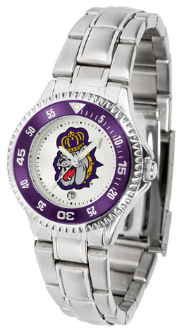 Ladies James Madison Dukes - Competitor Steel Watch