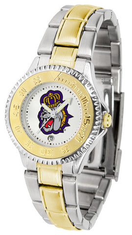 Ladies James Madison Dukes - Competitor Two Tone Watch