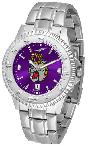 Mens James Madison Dukes - Competitor Steel AnoChrome Watch