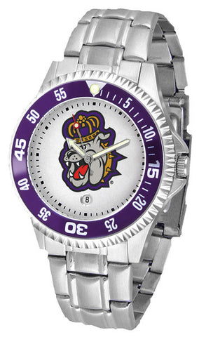 Mens James Madison Dukes - Competitor Steel Watch