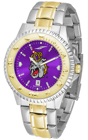 Mens James Madison Dukes - Competitor Two Tone AnoChrome Watch