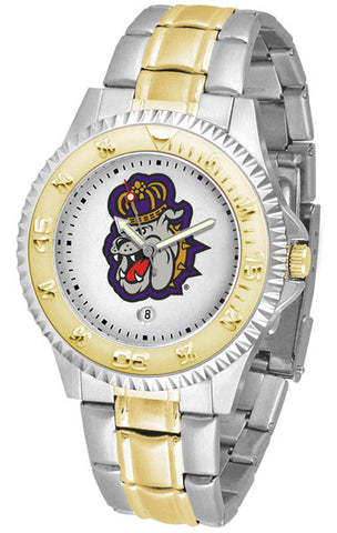 Mens James Madison Dukes - Competitor Two Tone Watch