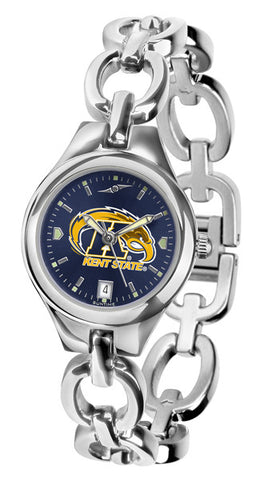 Mens Kent State Golden Flashes - Eclipse AnoChrome Watch